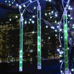 LED světelné sněžení
